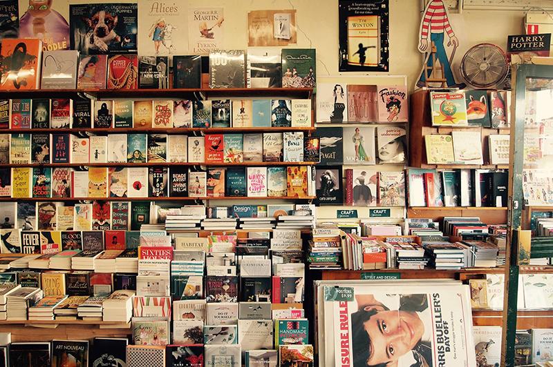 Andrew's Bookshop