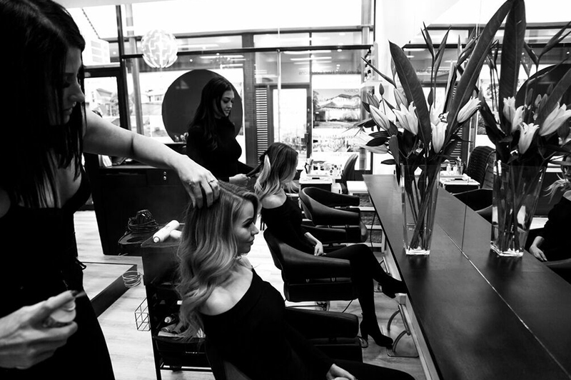 Hair by Hustle & Co