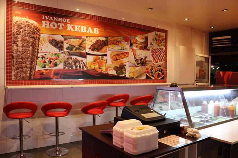 Ivanhoe Hot Kebab