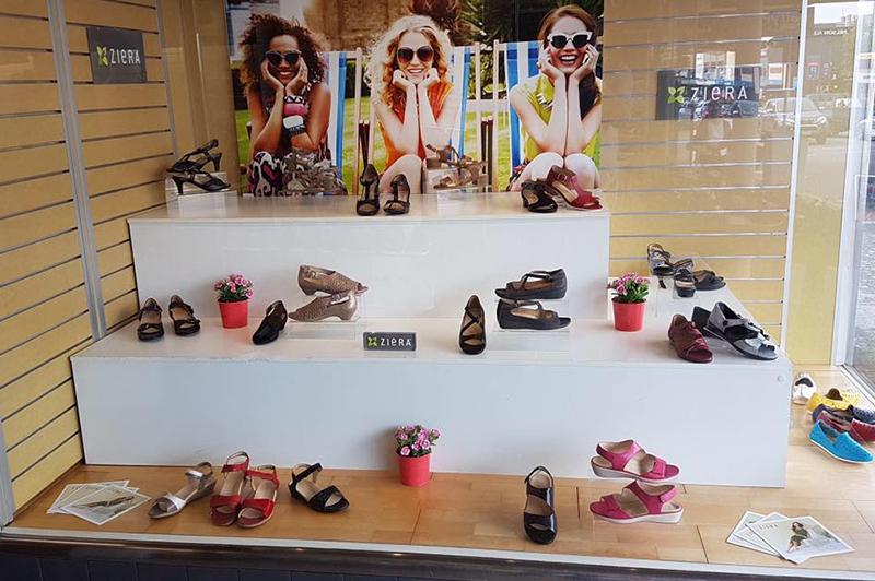 Morton's Shoes