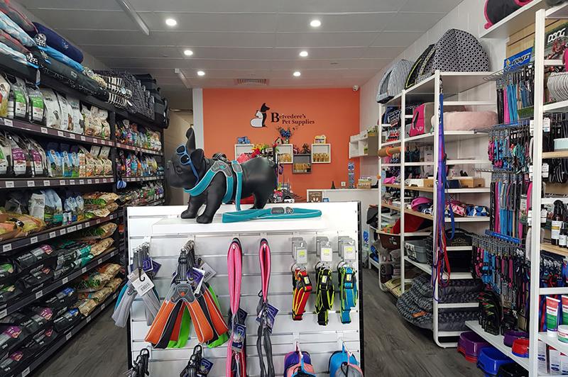 Belvedere's Pet Supplies - Shop in Ivanhoe