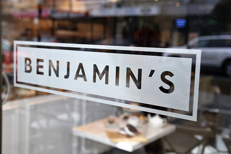Benjamin's Patisserie