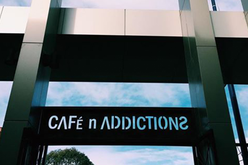 Cafe n Addictions