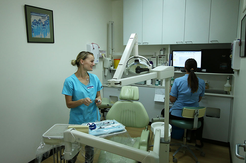 Dentists of Ivanhoe Central