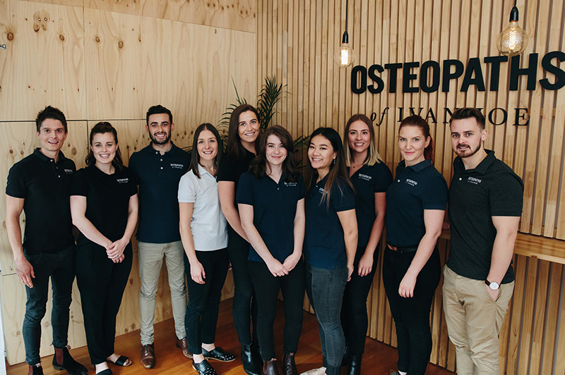 Osteopaths of Ivanhoe