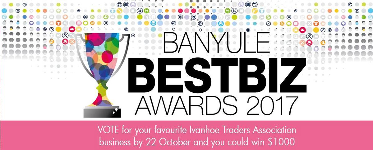 Banyule BestBiz Awards-2017