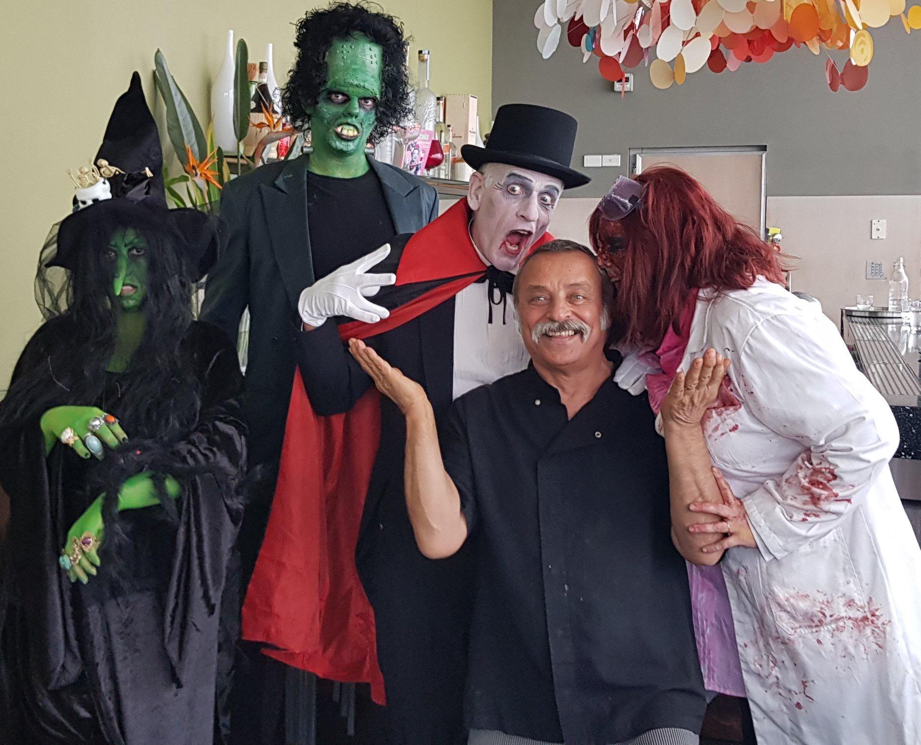 Ivanhoe Halloween