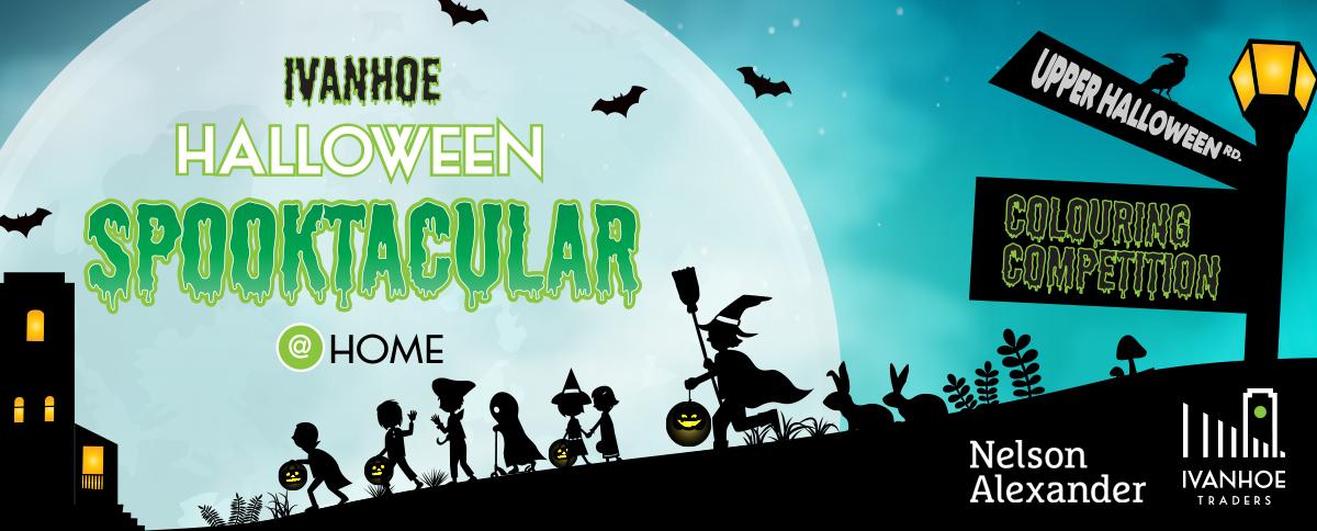 Ivanhoe Halloween Spooktacular